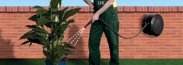 Tuinsproeiers & tuinslangen